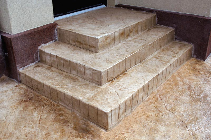 Beton polimer suprafete verticale + orizontale