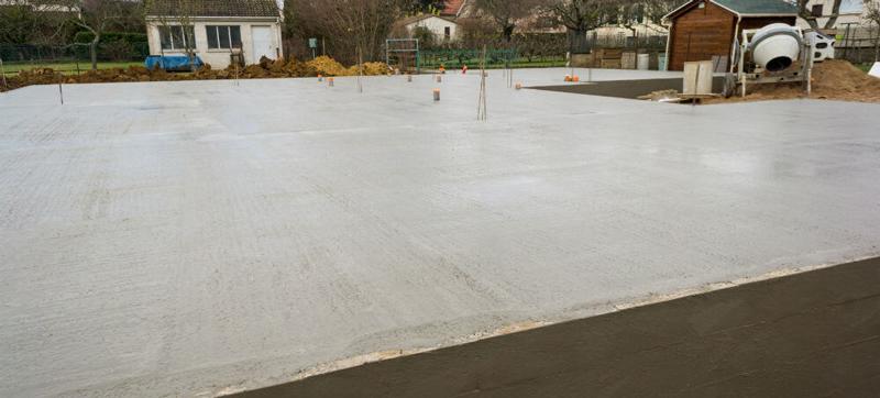 care este timpul de intarire al betonului