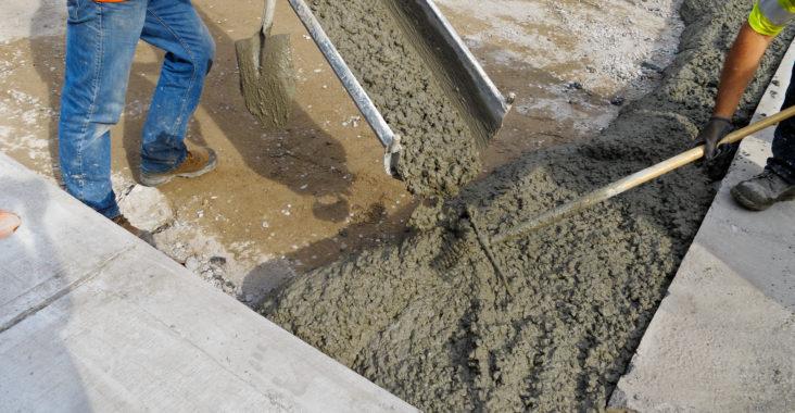 turnare beton impermeabil